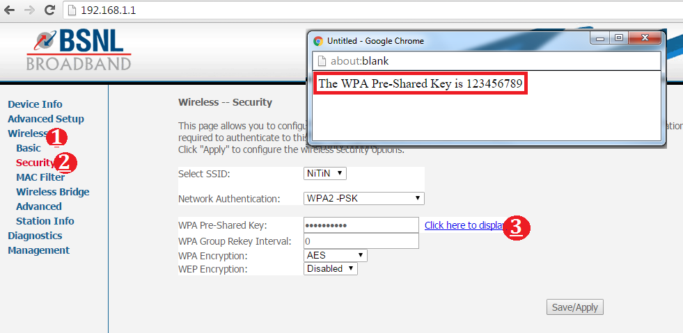 wifi ka password kaise pata kare